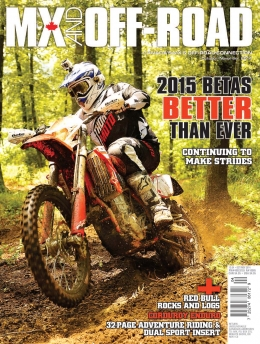 MX A Off-Road, Volume 13, Issue 4