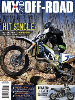 MX And Off-Road Volume 15 Issue 01