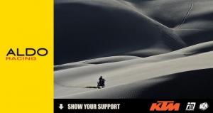 Patrick Beaulé announces backing of KTM Canada for return to Dakar in 2013