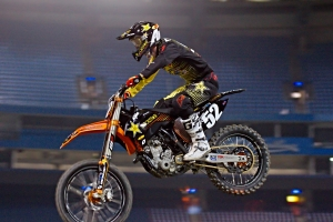 Toronto Supercross Press Day