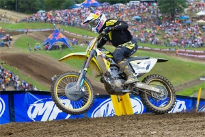 STEWART BATTLES WITH NECK INJURY AT UNADILLA