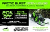 Fast Track Performance Prepares For Arctic Blast Open House
