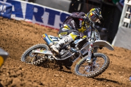 JASON ANDERSON FINISHES 9TH IN EAST RUTHORFORD FOR ROCKSTAR ENERGY HUSQVARNA FACTORY RACING