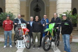 30 ° Airoh Mantova Starcross: Sixty-four riders, eighteen nations and seven manufacturers for a big show