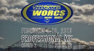 2013 WORCS MX Race Recap: Primm, NV - Round 2