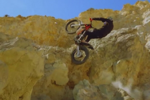 Julien Dupont Space Riding on Nisyros