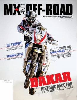 MX And Off-Road, Volume 14, Issue 1