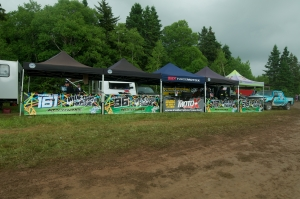 Strang's Motocross Park hosts the second stop on the Atlantic Motocross Series