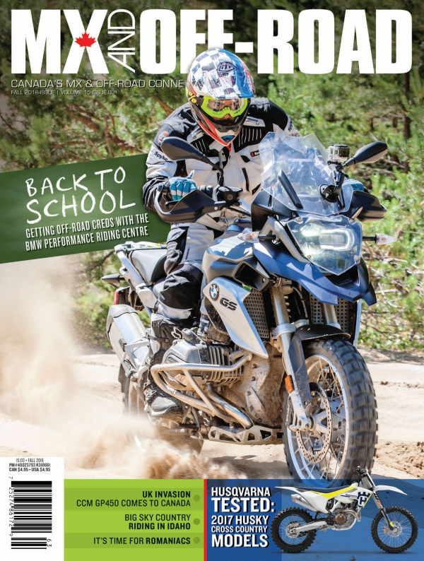 MX and Off-Road - Volume 15 Issue 03