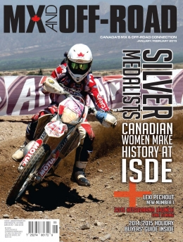 MX And Off-Road, Volume 13, Issue 5