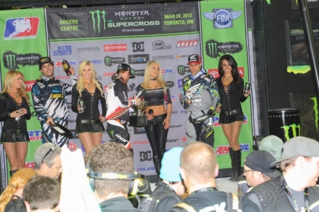 Toronto Supercross recap