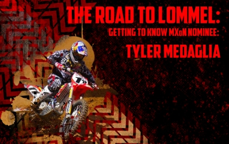 Tyler Medaglia on the Road to Lommel