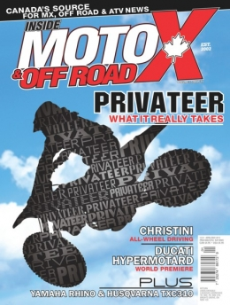 Inside MotoX & Off Road Volume 12 Issue 01