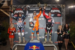INJURED TADDY BLAZUSIAK RIDES TO SUPERENDURO VICTORY IN POLAND