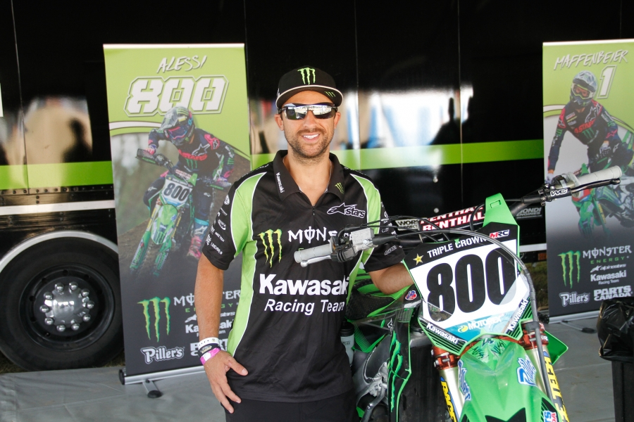 "The Hang Out with Mike ""Holeshot King"" Alessi"