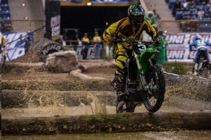 Monster Energy Kawasaki Pursuits EnduroCross Gold
