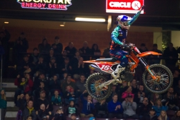 KTM'S COLE THOMPSON EXTENDS HIS CHAMPIONSHIP LEAD WITH ANOTHER PERFECT WEEKEND ON HOME DIRT