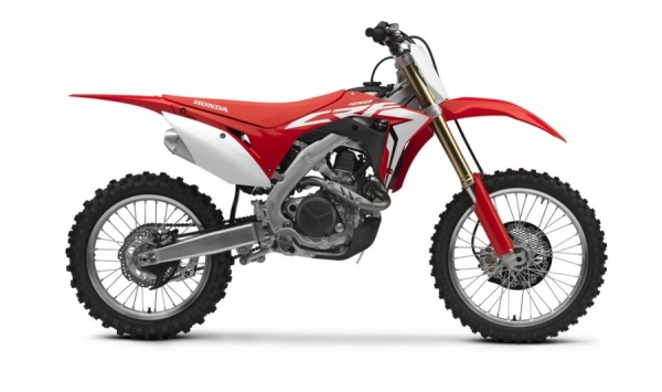 Honda announces all-new CRF250R