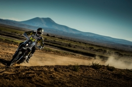 ROCKSTAR ENERGY HUSQVARNA'S QUINTANILLA THIRD IN DAKAR STAGE EIGHT