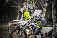 Husqvarna Unveils 2017 Apparel Collection