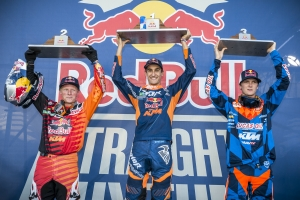 MUSQUIN IS RED BULL STRAIGHT RHYTHM 250CC CHAMPION