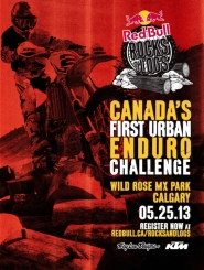 ALBERTANS SET TO BATTLE IT OUT AT CANADA'S FIRST URBAN ENDUROCROSS CHALLENGE THIS WEEKEND