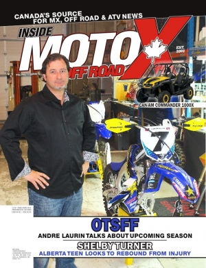 Inside MotoX & Off Road Volume 11 Issue 2