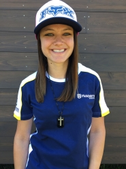 Husqvarna Motorcycles Announces Anya Violet And Ashley Fiolek As Brand Ambassador