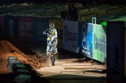 ROCKSTAR ENERGY HUSQVARNA'S ANDERSON TAKES ANOTHER TOP 10 IN ATLANTA