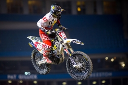 Rockstar Energy Husqvarna Factory Racing's Zach Osborne Claims His Second Win In A Row In Toronto
