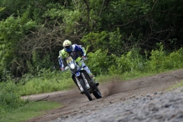 Sherco Stage 3 Dakar Report: SPECIAL SHORTENED... BUT SUCCESSFUL !