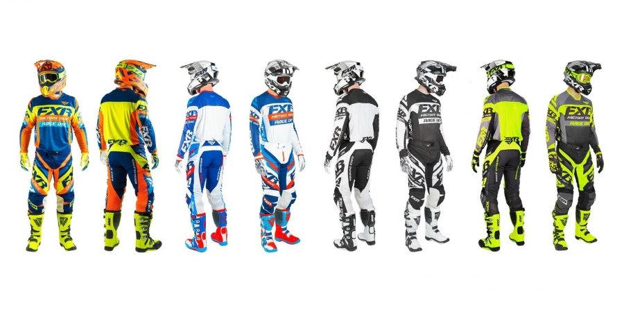 The 2018 Revo Collection from FXR Racing