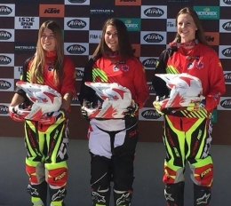 ISDE Day 1 - Canadian Results