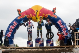 CODY WEBB CROWNED WINNER AT THIRD EDITION OF RED BULL ROCKS AND LOGS