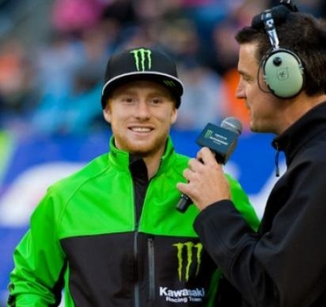 Villopoto Out for 2012 Motocross Title Defense