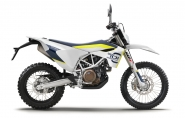 Husqvarna Motorcycles Introduces Updated 701 Supermoto & 701 Enduro