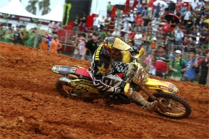 ROCKSTAR ENERGY SUZUKI READY FOR ITALIAN MX
