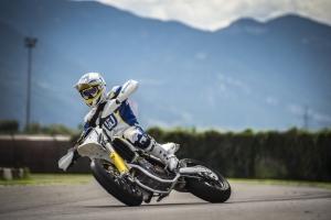 HUSQVARNA MOTORCYCLES RETURN TO SUPERMOTO WITH STRIKING NEW 450cc CHALLENGER