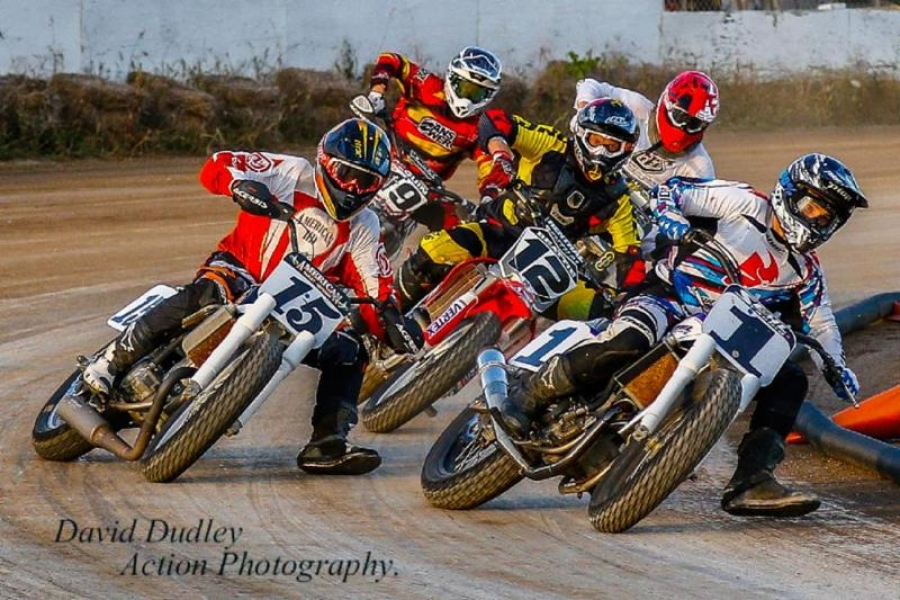 Flat Track Canada Heads to Welland County Speedway for Round 2