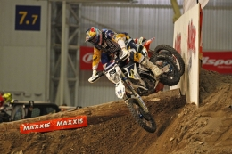BEL-RAY HUSQVARNA FACTORY RACING BATTLE ON IN SUPERENDURO WORLD CHAMPIONSHIP