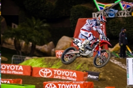 Troy Lee Designs Rider Seely Captures Career Best 450SX Finish