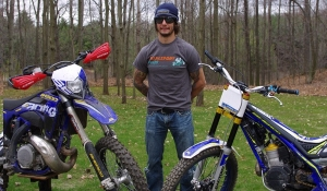 Szoke Represents Sherco Through DualSport Plus
