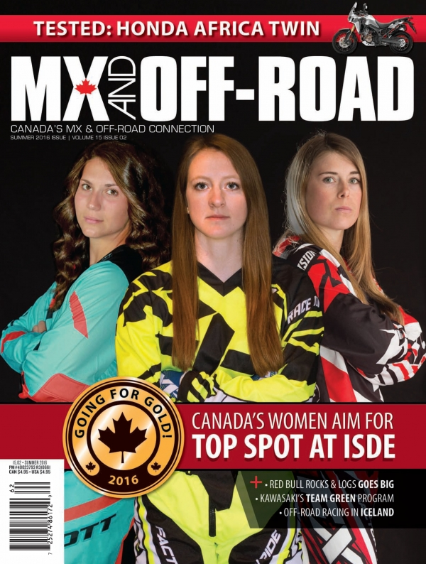 MX And Off-Road Volume 15 Issue 02