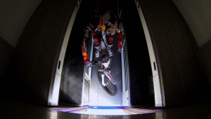 DOUGIE LAMPKIN DOES RED BULL RACING