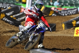 51FIFTY Energy Drink Yamaha - Oakland SX Race Report