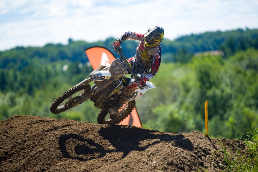 The Rockstar Energy Factory Racing Husqvarna Team Ends The Series With A Bang