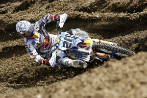 SEASON'S BEST RESULT FOR TYLA RATTRAY AT A MUDDY MXGP OF BULGARIA