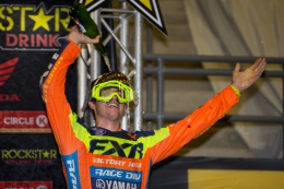 Rockstar Triple Crown - Calgary Arenacross (Saturday)
