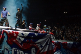 Photo Report: Nitro Circus Hits The Air Canada Centre