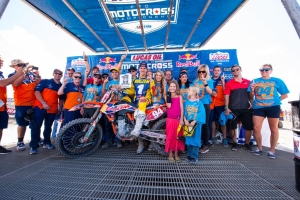 RED BULL KTM'S ROCZEN IS US PRO MOTOCROSS CHAMPION